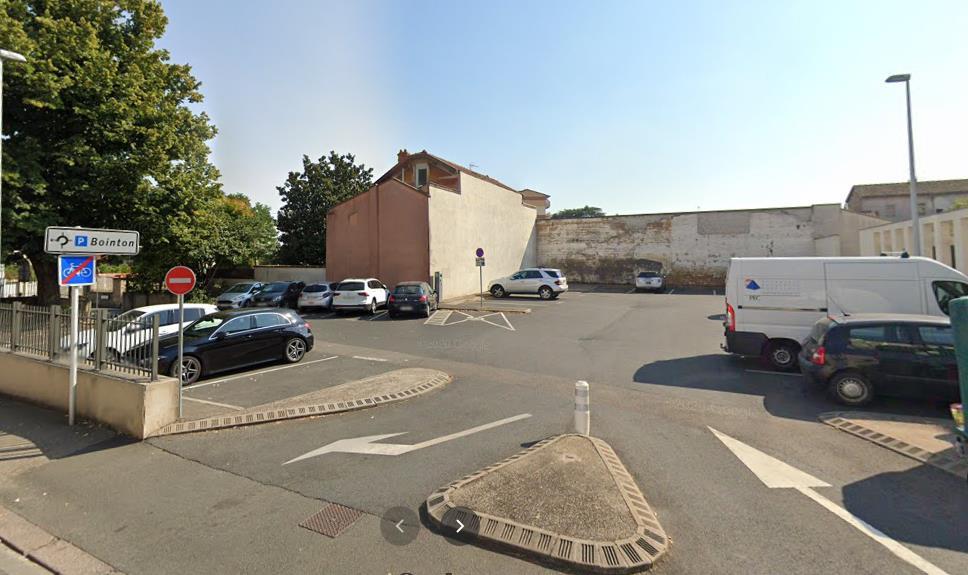 Projet  déclassement parking Burdeau-Bointon