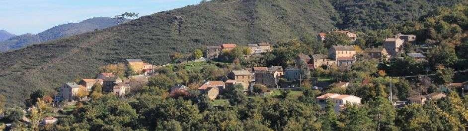 enquête publique sur le projet d'élaboration de la carte communale, de la commune de VALLE DI ROSTINO