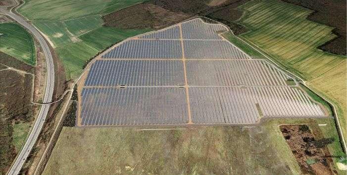 Projet de construction d'une centrale photovoltaïque au sol à Illange et Bertrange