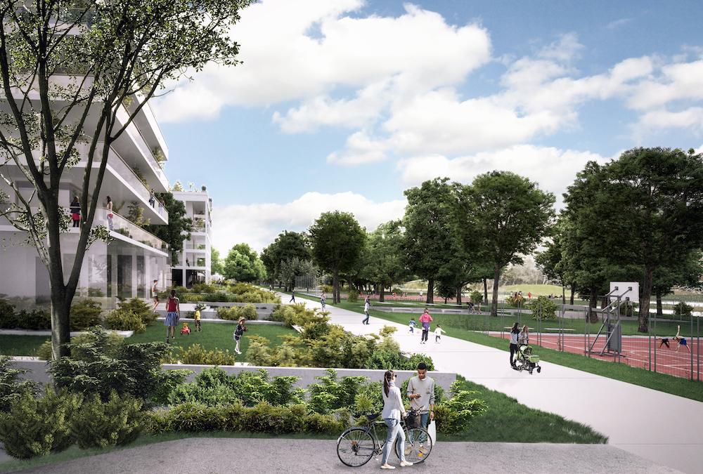 Enquête publique unique regroupant la consultation du public au titre de la création de la Zone d'Aménagement Concertée (ZAC)
