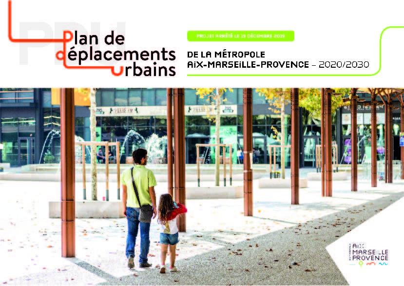 Elaboration du Plan de Déplacements Urbains de la Métropole Aix-Marseille-Provence