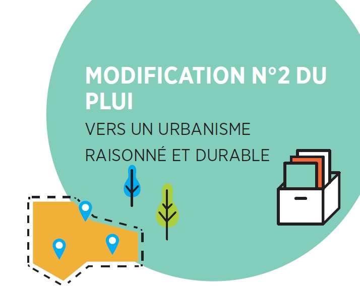 Modification n°2 du Plan Local d'Urbanisme Intercommunal (PLUi) du Teriitoire Marseille-Provence