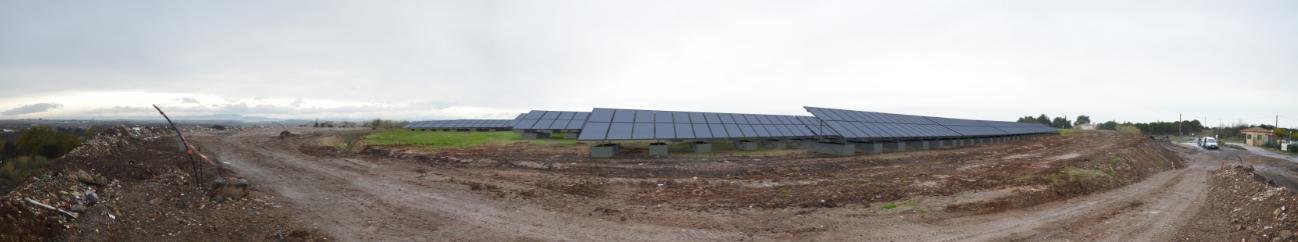 Parc solaire La Potence