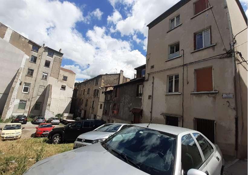 Opération de Traitement de l'Habitat Ancien du Centre-Ville, quartier Notre-Dame, Rive-de-Gier