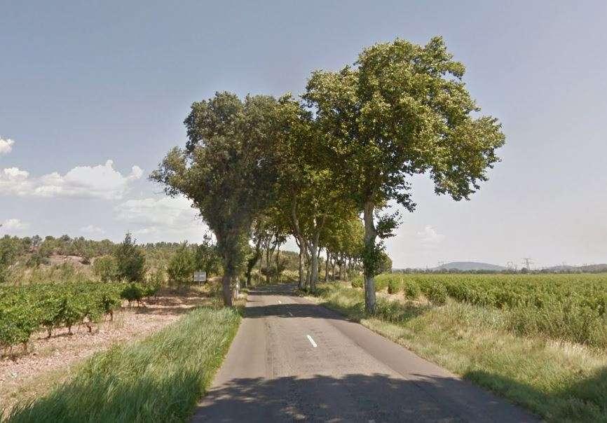 Elargissement RD610 Aude