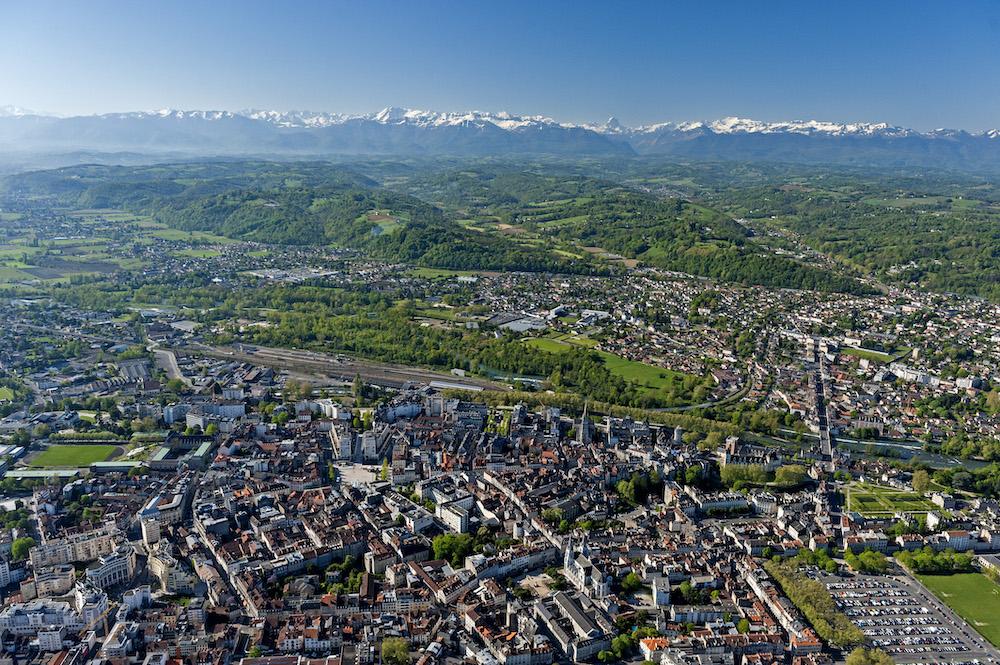 PLUi Communauté d'agglomération Pau Béarn Pyrénées