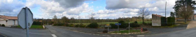 MAISONTIERS : projet de parc éolien de Maisontiers...