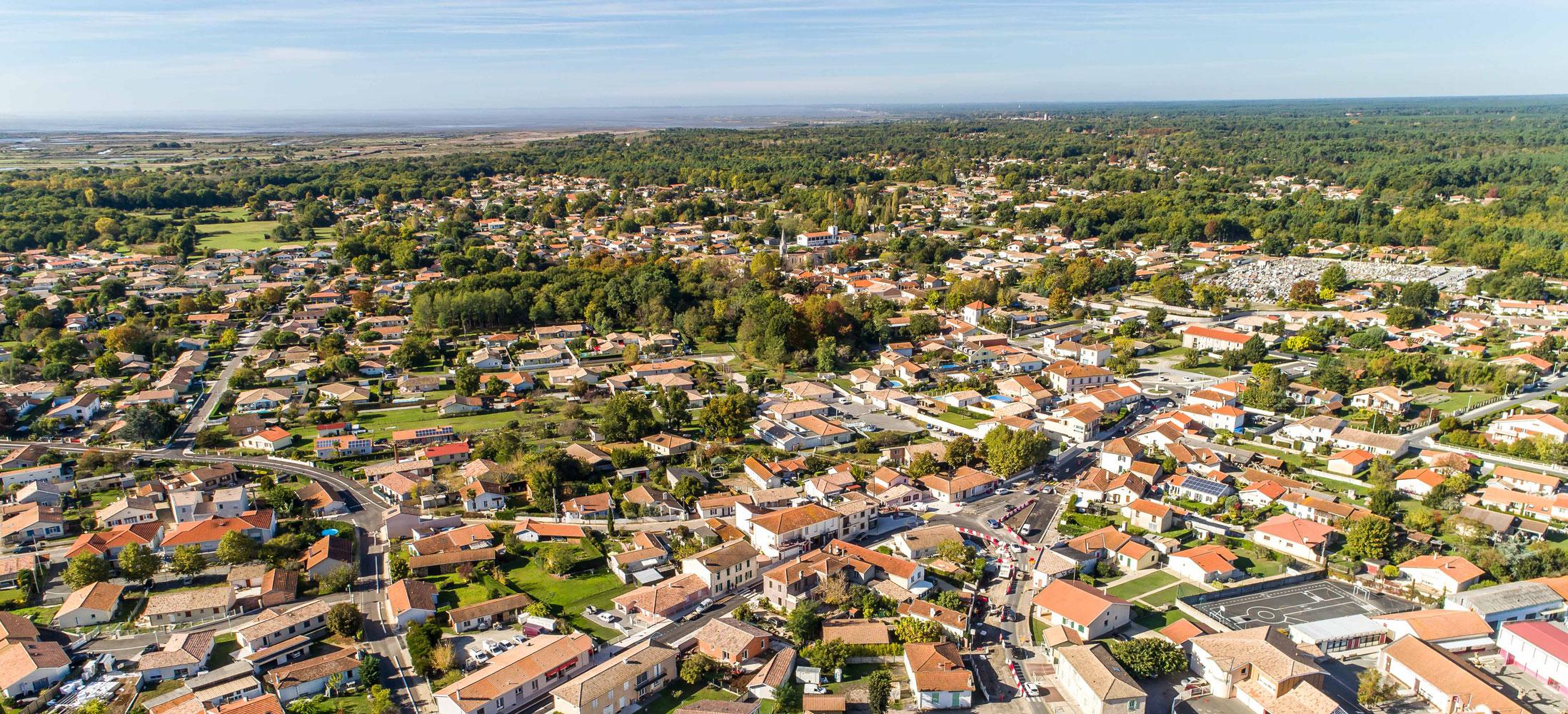 Révision du plan local d'urbanisme de la commune de Biganos