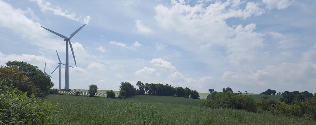 Renouvellement du parc éolien de Trébry