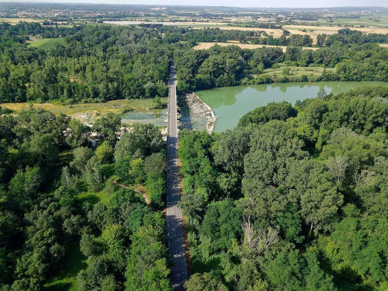 Projet de réalisation d'une centrale hydroélectrique et de production d'énergie sur la commune de Saint-Chaptes