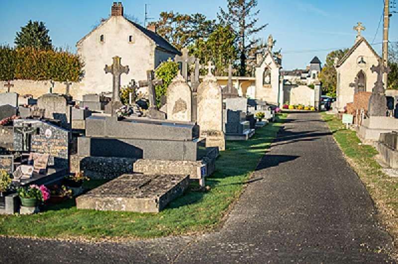 Projet d'extension du cimetière de Cabourg sur la parcelle AT 261
