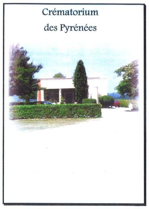Extension du crematorium de la commune d'Azereix