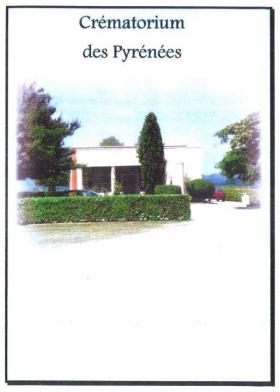 Extension du crematorium d'Azereix