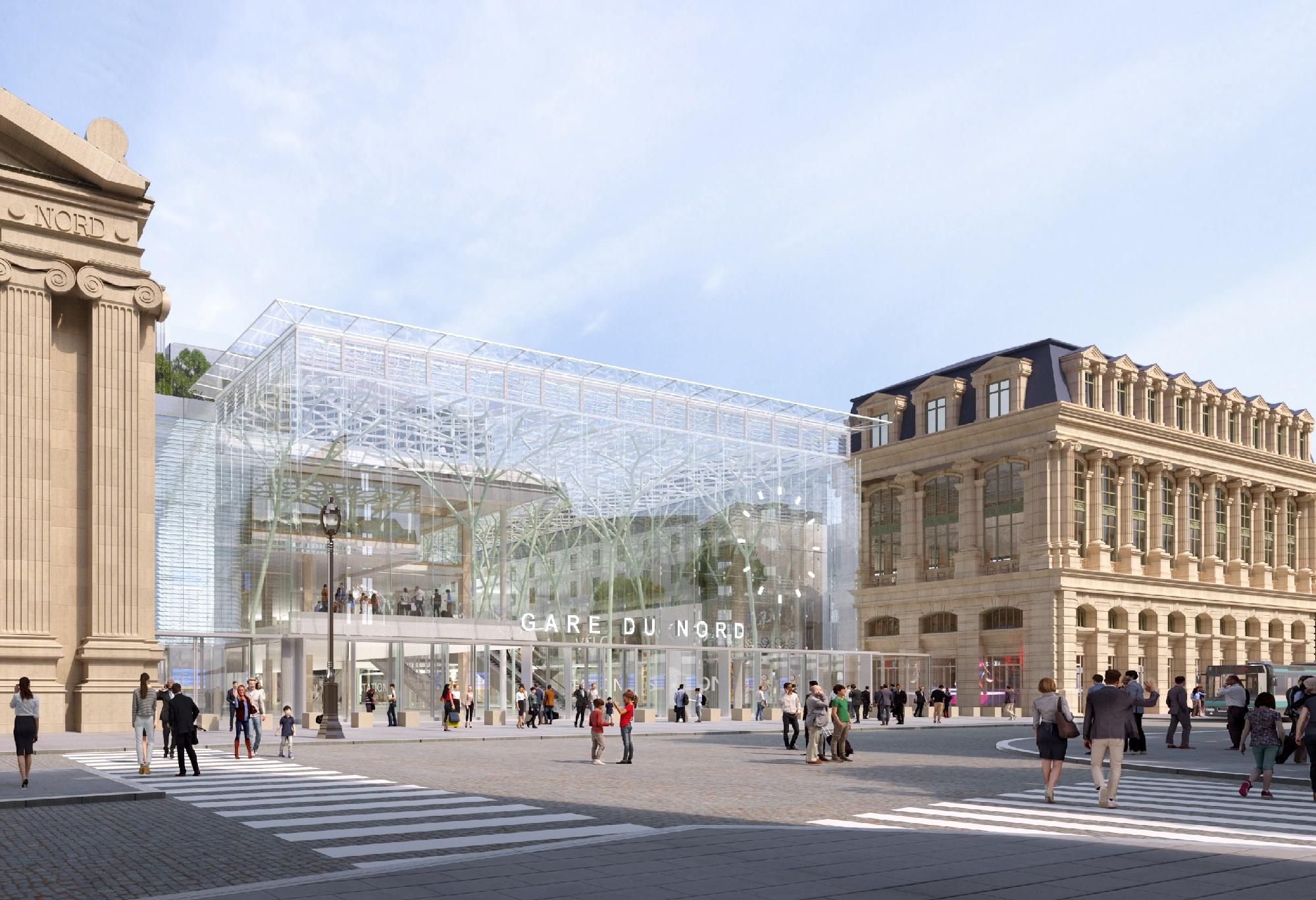 Enquête publique préalable à la délivrance du permis de construire portant sur le projet de transformation de la Gare du Nord dans le 10e arrondisseme