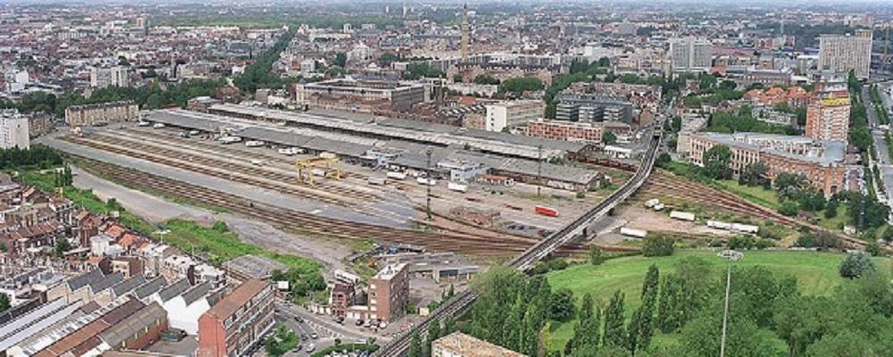 Projet d'aménagement de la ZAC Saint Sauveur à Lille