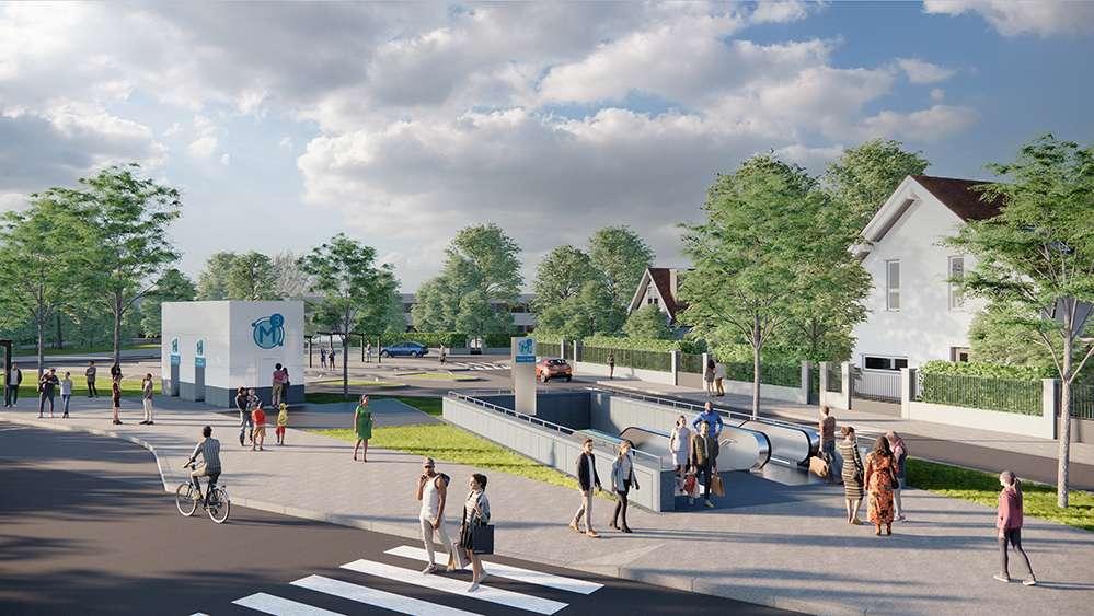 Enquête parcellaire complémentaire dans le cadre de la réalisation d'une troisième ligne de métro de l'agglomération toulousaine et de la lig