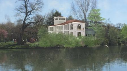 Mise en compatibilité Pavillon du Lac - Plan Local d'Urbanisme de Marseille