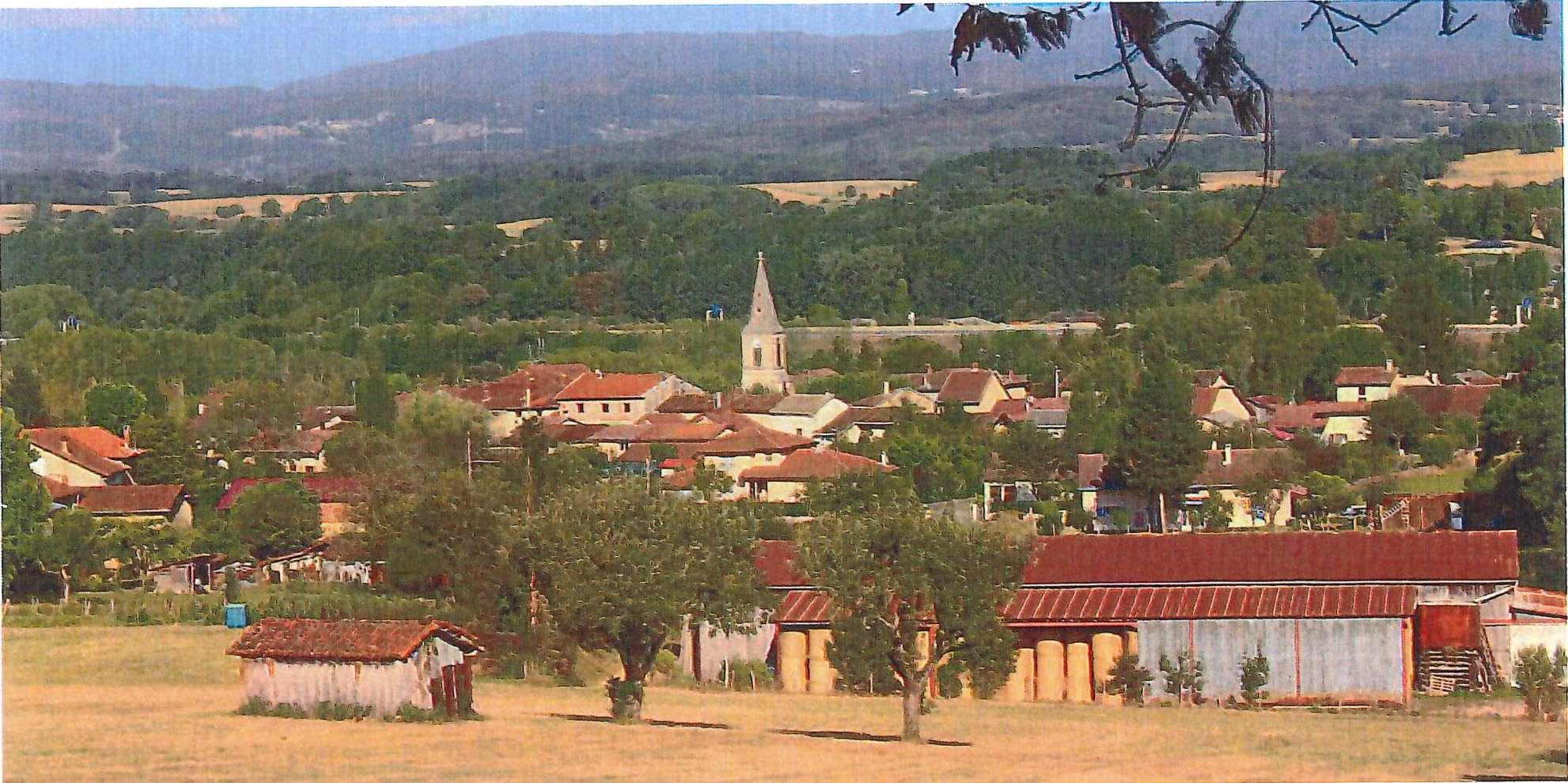 Modification n°1 du Plan Local d'Urbanisme de la commune de Druillat