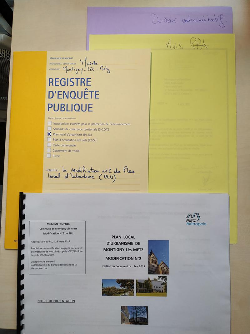 modification n°2 du plu de montigny-les-metz