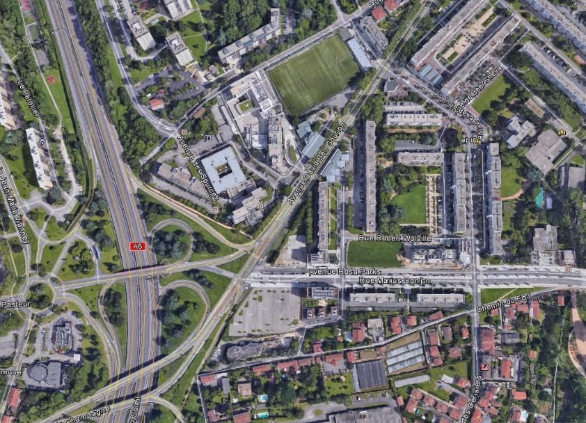 Modification simplifiée n° 2 sur la commune de Lyon 9ème