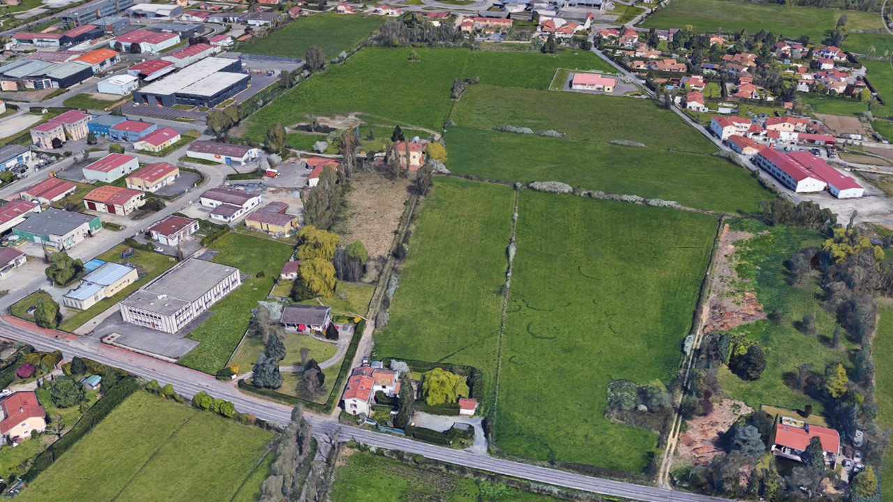 Extension du parc d'activités économiques des Andrés - Brindas