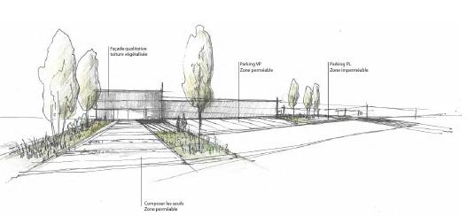 Projet de création du Parc d'Activités Economiques des Sources
