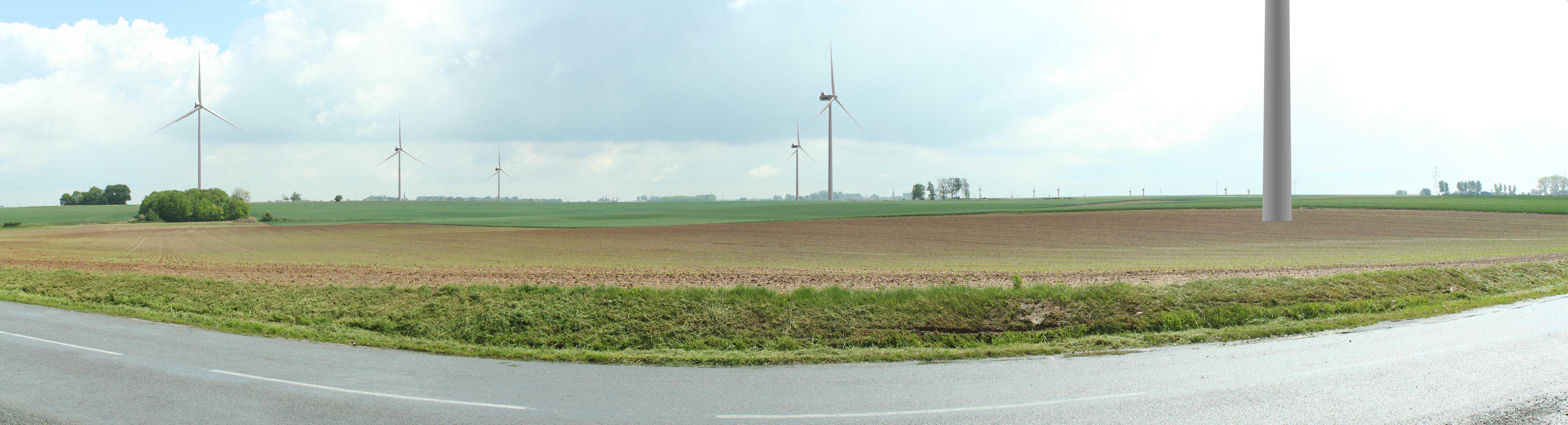 Parc éolien Bois de Saint-Aubert