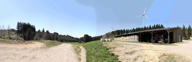 Parc Eolien Cambounes