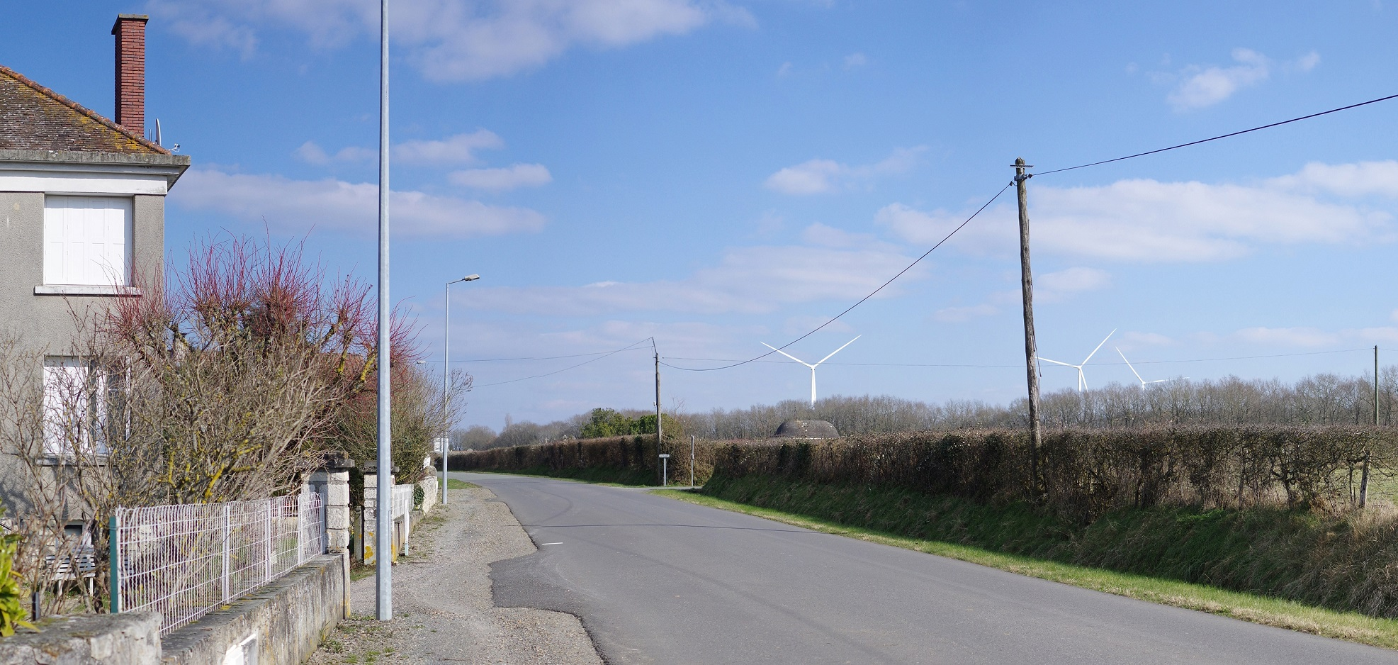 Projet de parc éolien des Grands Buissons