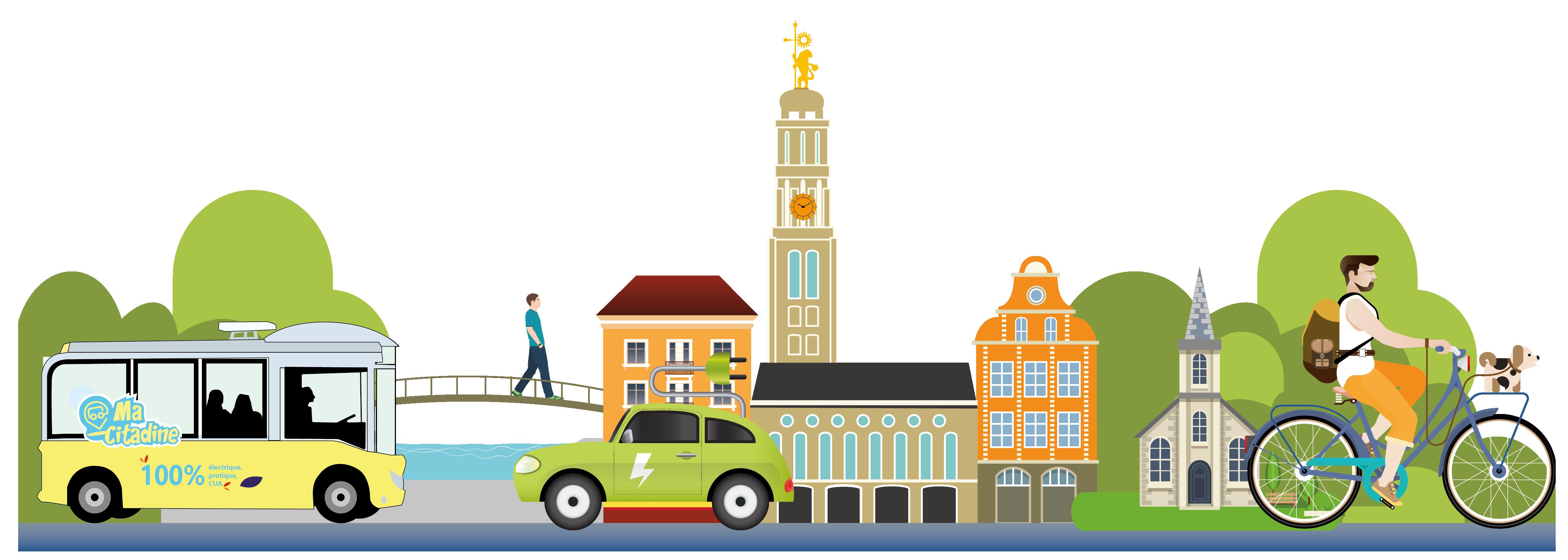 Plan de Déplacements Urbains (PDU) de la Communauté Urbaine d'Arras