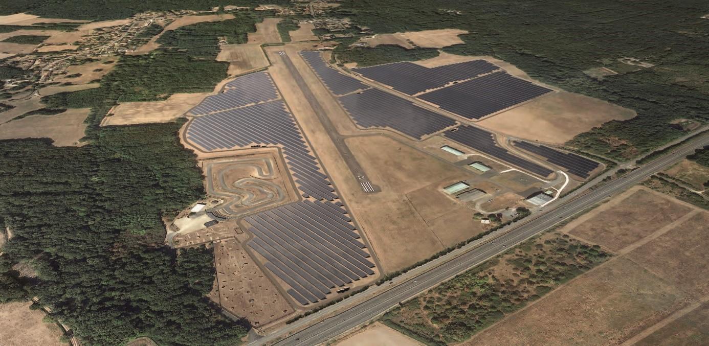 Projet Photovoltaïque de Cosne-sur-Loire