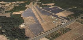 Centrale solaire sur la commune de Cosne sur Loire