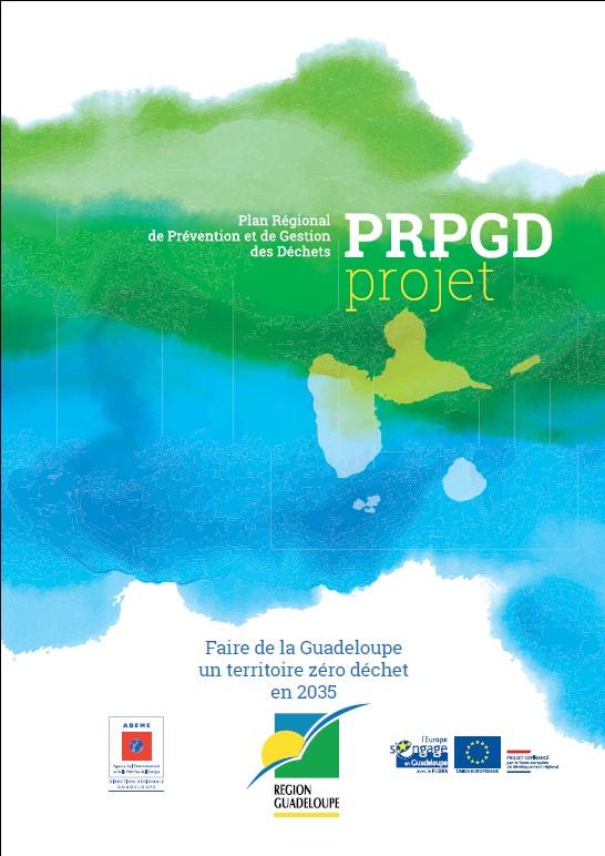 Plan Régional de Prévention et de Gestion des Déchets et son rapport environnemental