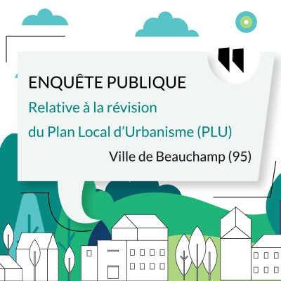 Révision du Plan Local d'urbanisme de la commune de Beauchamp