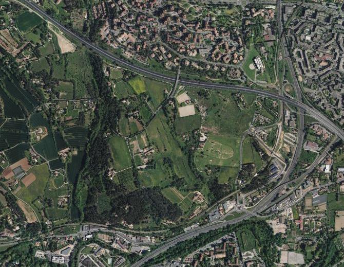 Enquête Publique relative au projet de révision allégée n°2 du Plan Local d'Urbanisme d'Aix-en-Provence : Ouverture à l'urbanisation du secteur Valcro