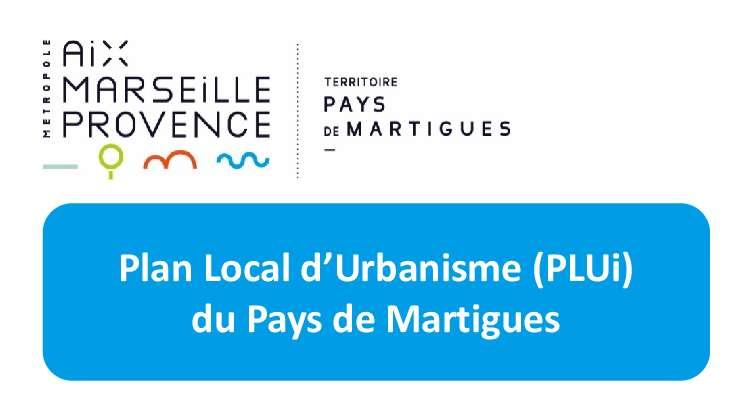 Plan Local d'Urbanisme Intercommunal du Pays de Martigues