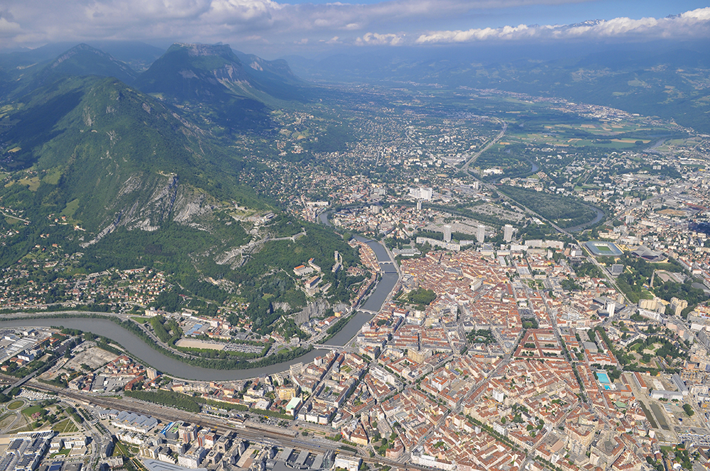 Plan Local d'Urbanisme Intercommunal Grenoble-Alpes Métropole