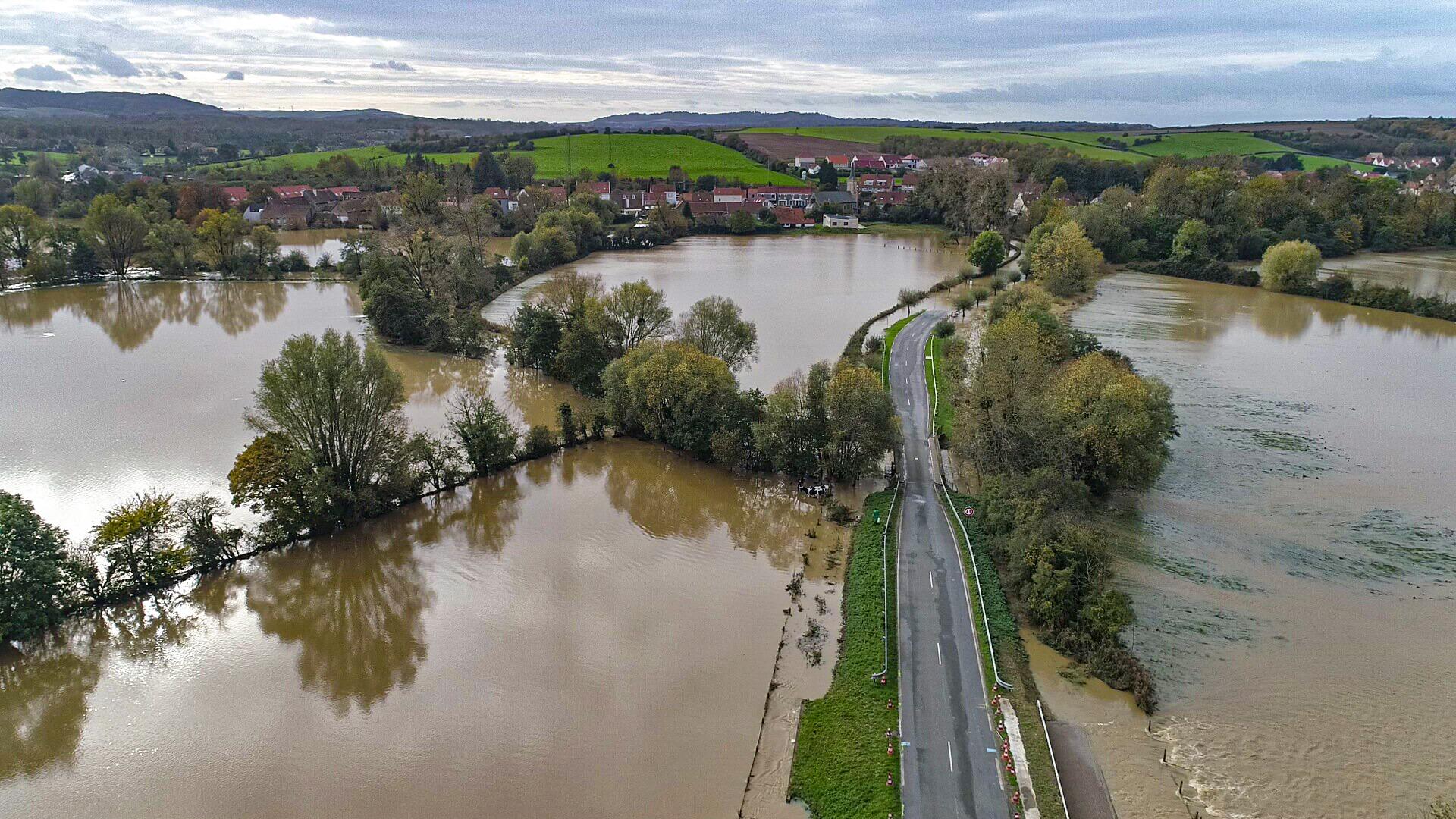 Plan de prévention du risque inondation du bassin versant de la Liane