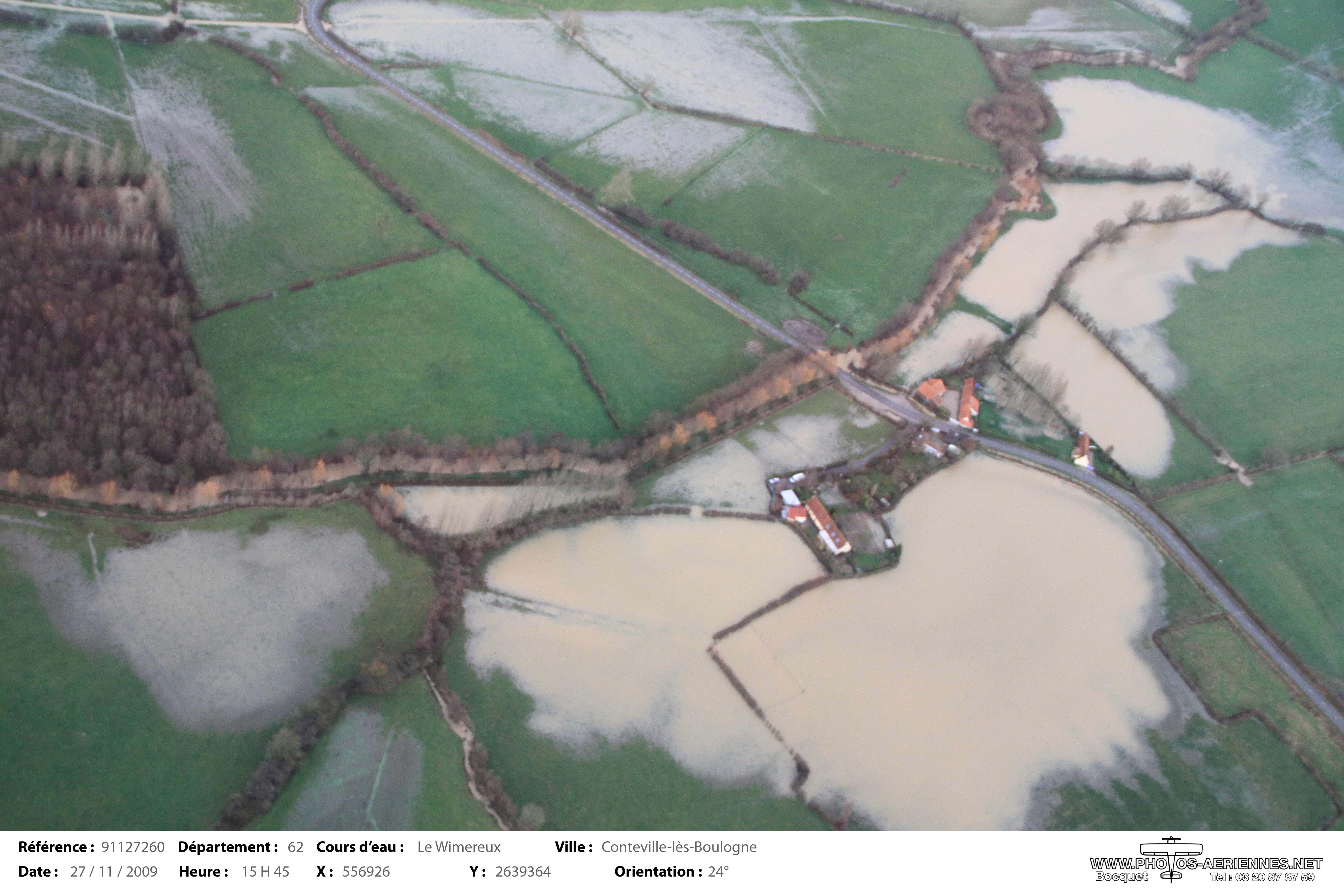 PPRI du bassin versant du Wimereux