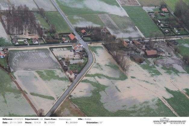 PLAN DE PRÉVENTION DU RISQUE INONDATION DU BASSIN VERSANT DES PIEDS DE COTEAUX DES WATERINGUES