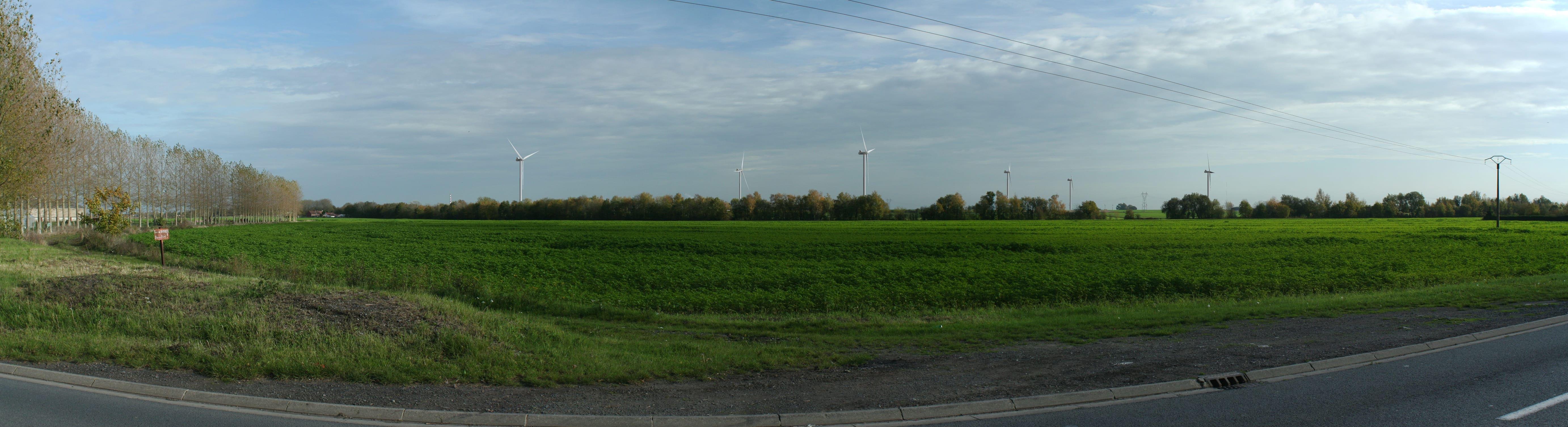 projet éolien d'Ostrevent