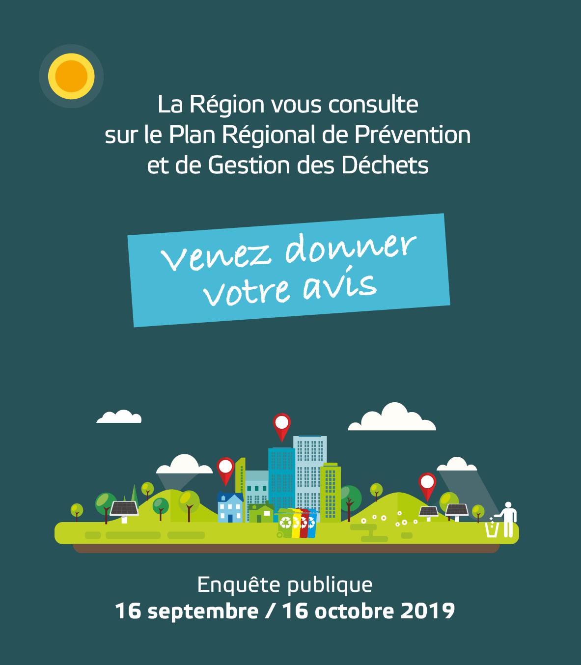Plan Régional de Prévention et de Gestion des déchets