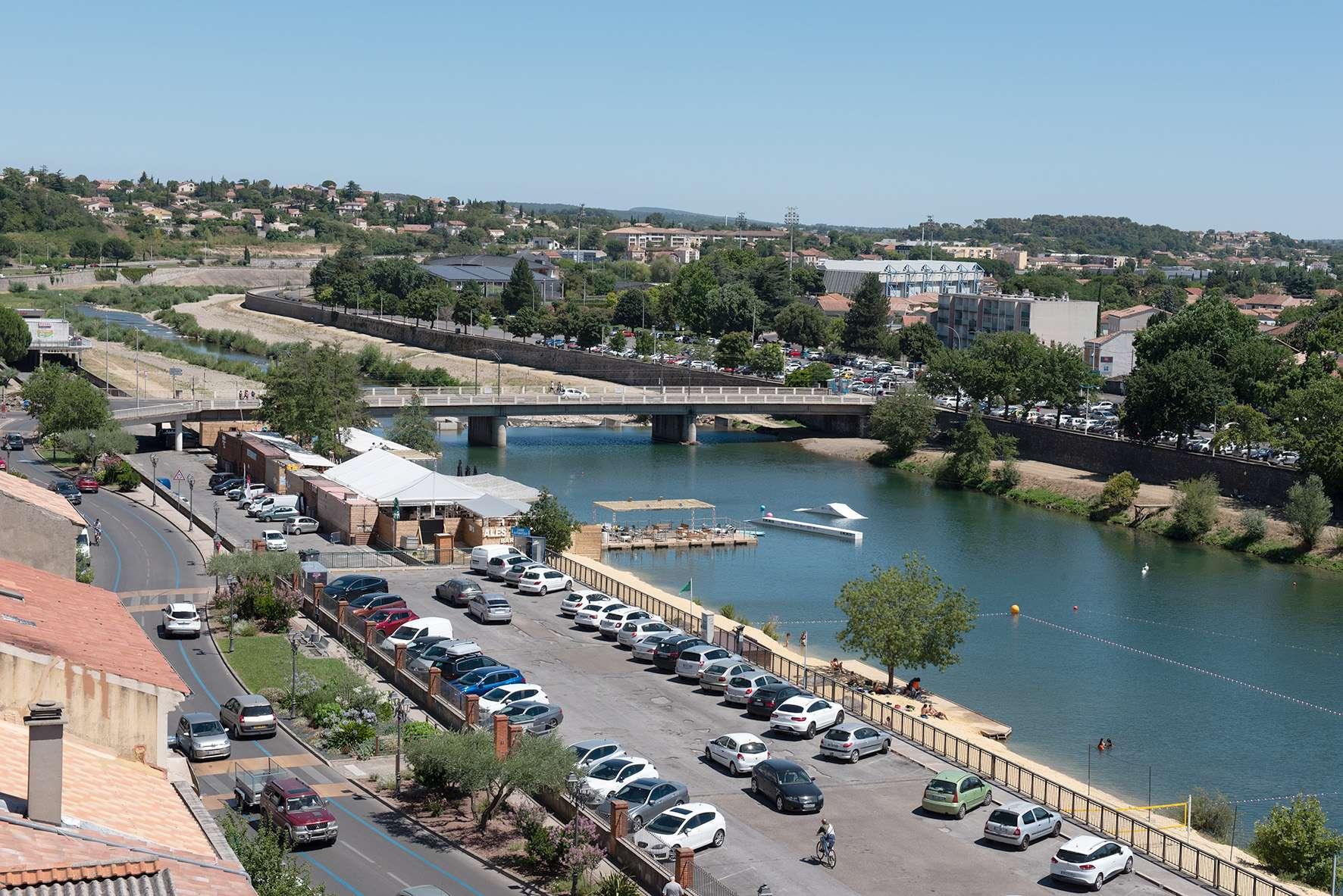 Enquête Publique Unique : Révision générale n°1 du PLU d'Alès, Mise à jour du zonage d'assainissement des eaux usées de la ville d'Alès Éla