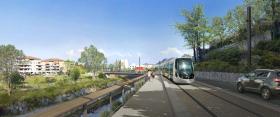 Concertation - Prolongement du tramway d'Aubagne à La Bouilladisse